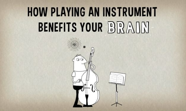 How Playing an Instrument Benefits your Brain