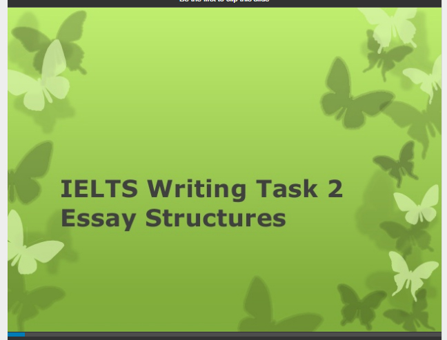 plant structure essay