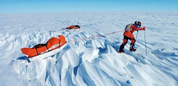 Ray Zahab: My trek to the South Pole