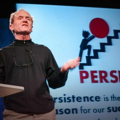 Richard St John: 8 secrets to success