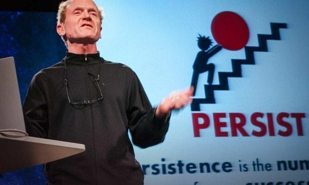 Richard St John: 8 secrets to success