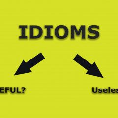 How Important are Idioms for IELTS?