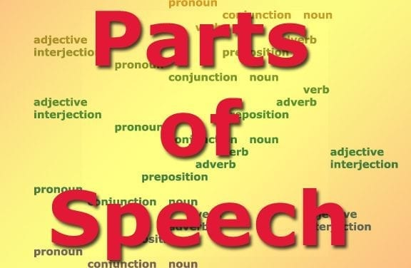 The 8 Parts of Speech You Need to Know for IELTS [Grammar Lesson]