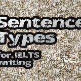Essential IELTS Grammar: Sentence Types