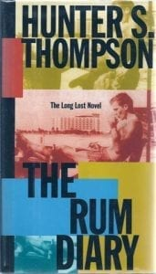 The Rum Diary 171x300 - Should you use the Passive Voice for IELTS?