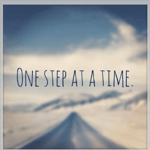 one step 300x300 - How to Improve your IELTS Writing