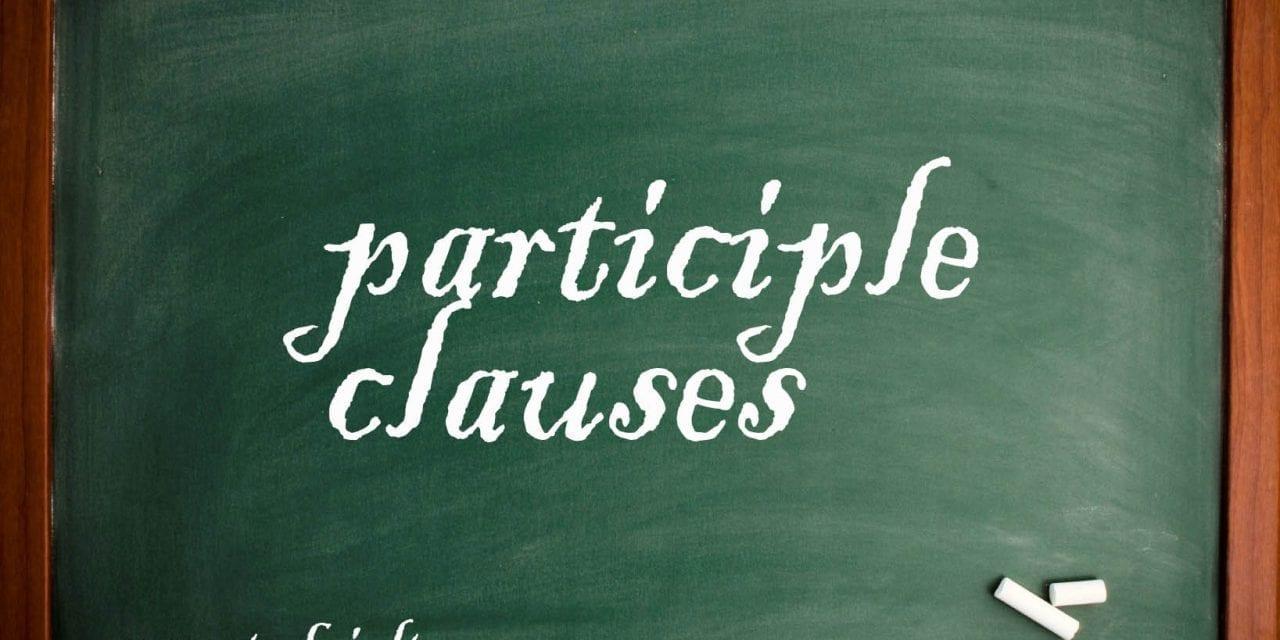 Participle Clauses