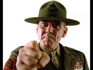 drill instructor 300x225 - 30 Day IELTS Writing Challenge