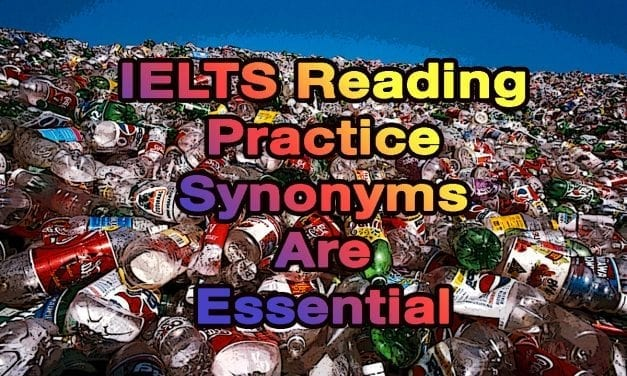 IELTS Reading Practice: Plastics