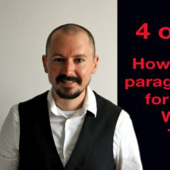 IELTS Writing: Should I Write 4 or 5 Paragraphs?