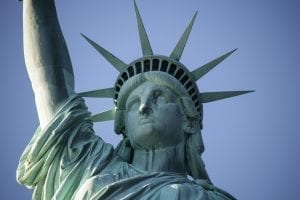 statue of liberty 300x200 - Immigration Topic [IELTS Writing Task 2]