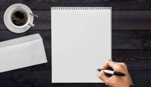 writing pad 300x174 - How to Succeed in General Training Writing Task 1
