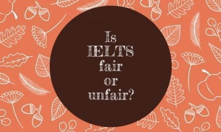 Is IELTS Fair?