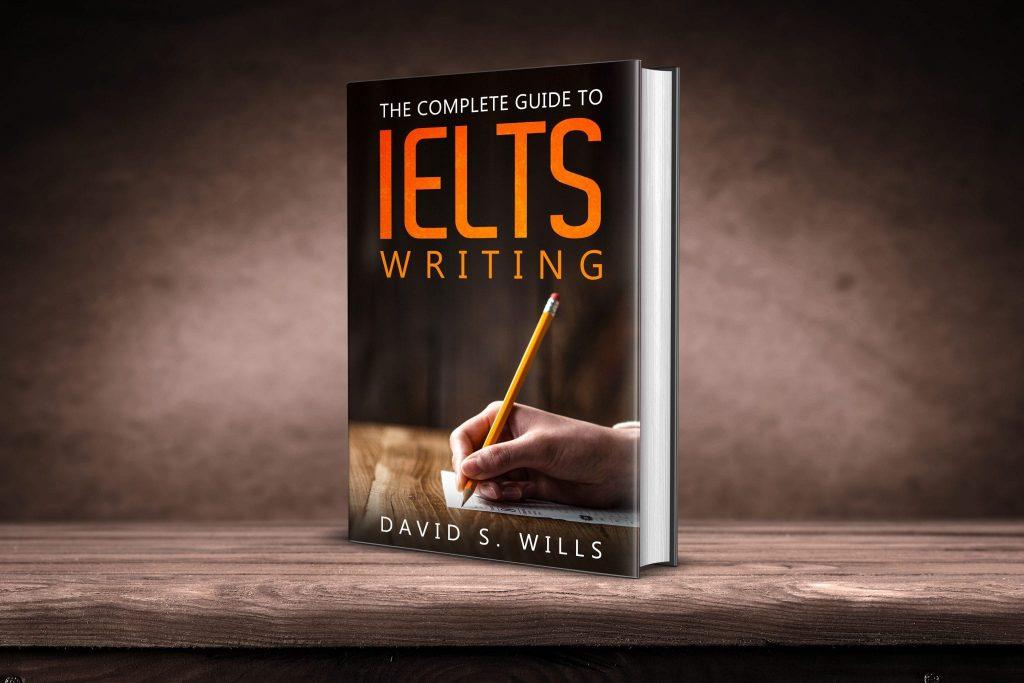 IELTS book cover