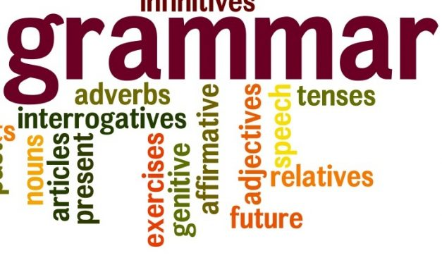 Improve your Grammar for IELTS