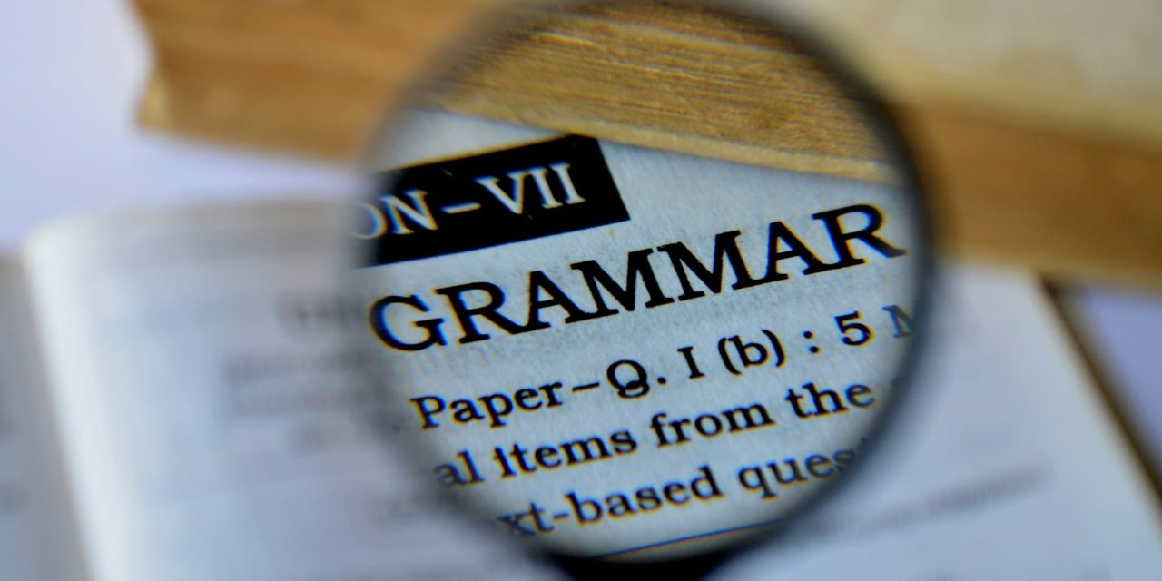 The Importance of Grammar for IELTS