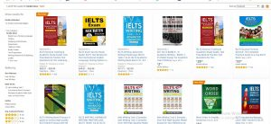 ielts books on amazon ewsdgg 300x138 - Be Careful Buying IELTS Materials