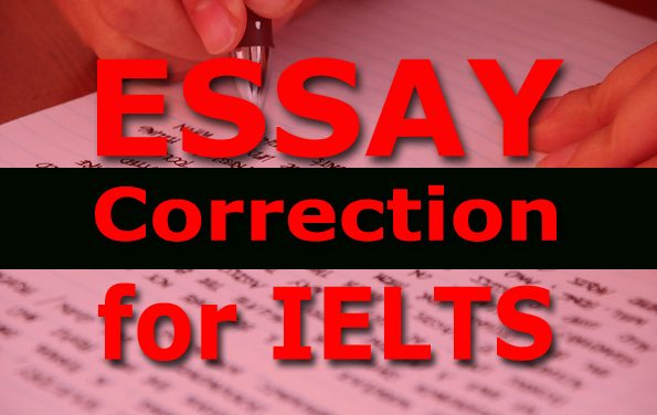 IELTS Correction Megathread [2019]