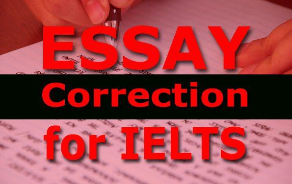 IELTS Correction Megathread [2019]
