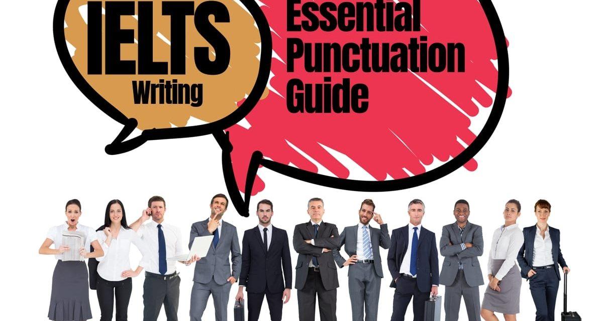 Essential IELTS Grammar: Commas