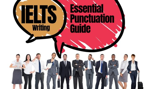 Essential IELTS Grammar: Commas
