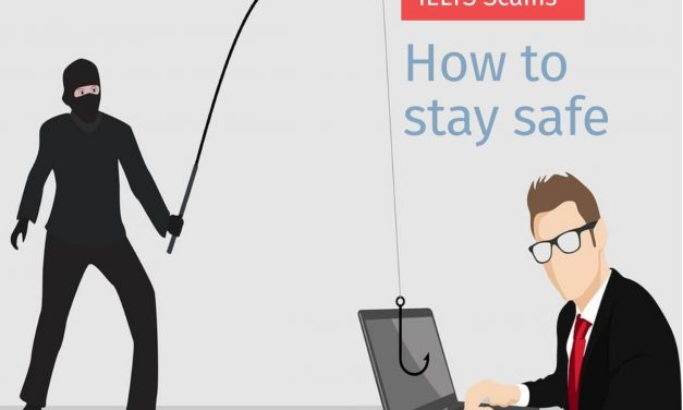 Avoiding IELTS Scams