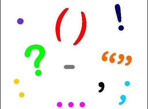 Punctuation for IELTS