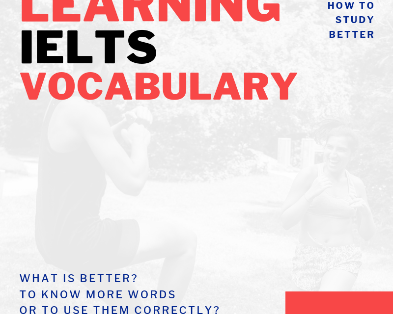 The Importance of Accuracy [IELTS Vocabulary]