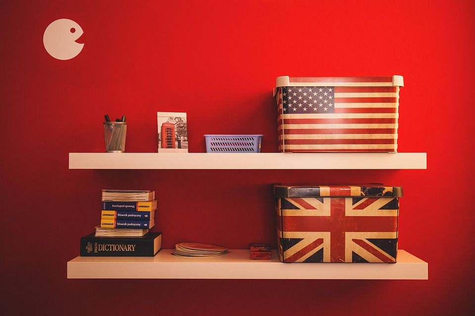 british and american dictionary - IELTS – British or American English?