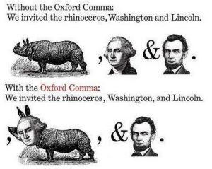 oxford comma 300x239 - Is the Oxford Comma Necessary for IELTS?