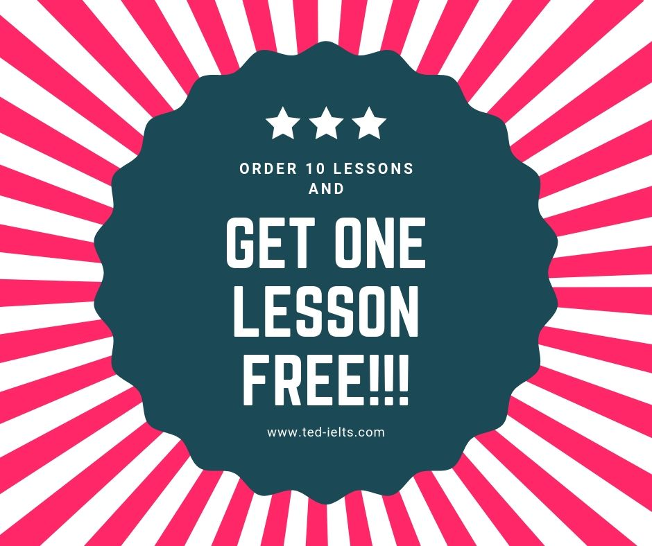 free ielts lesson - Online IELTS Classes