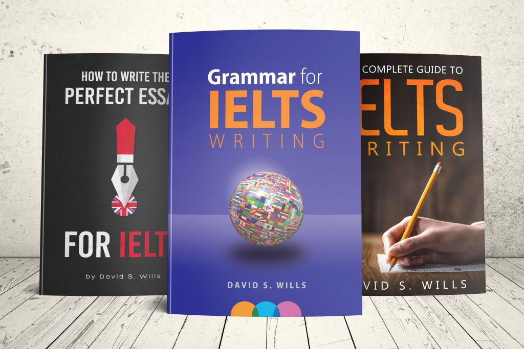 ielts book collection