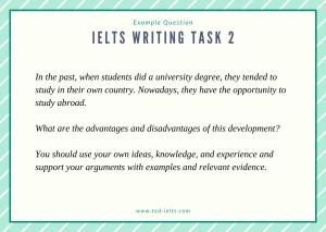 ielts question advantages and disadvantages