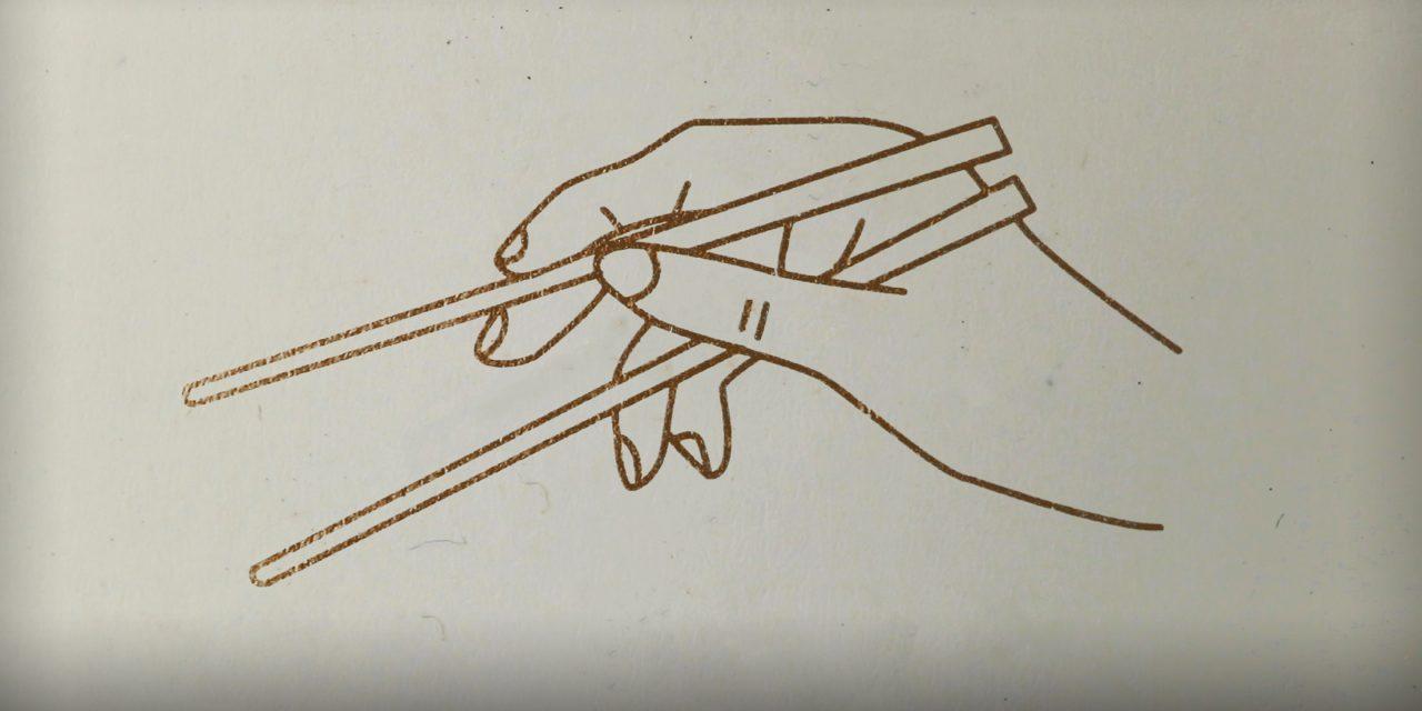 Why 1.5 Billion People Use Chopsticks