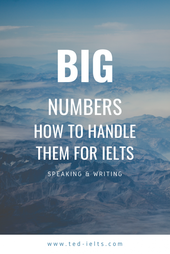 BIG 3 683x1024 - How to Use Numbers for IELTS