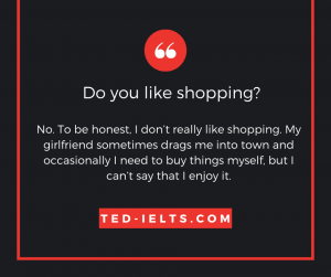 Blue Zodiac and Pink Clothes Retail Shop Facebook Post 1 300x251 - IELTS Topics: Shopping