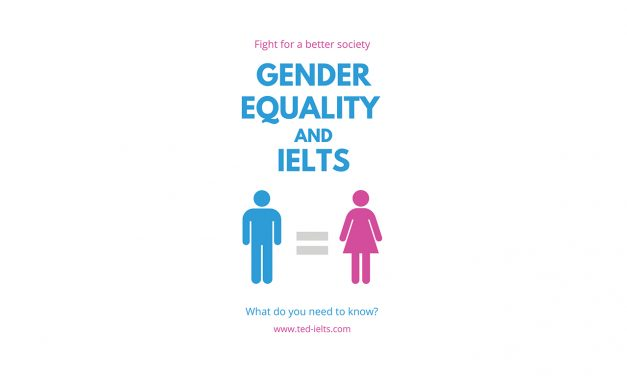 IELTS and Gender – What You Need to Know