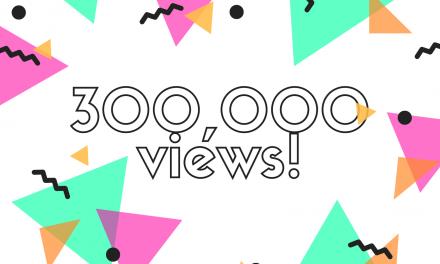300,000 Views