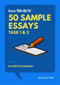 free ielts ebook sample essays