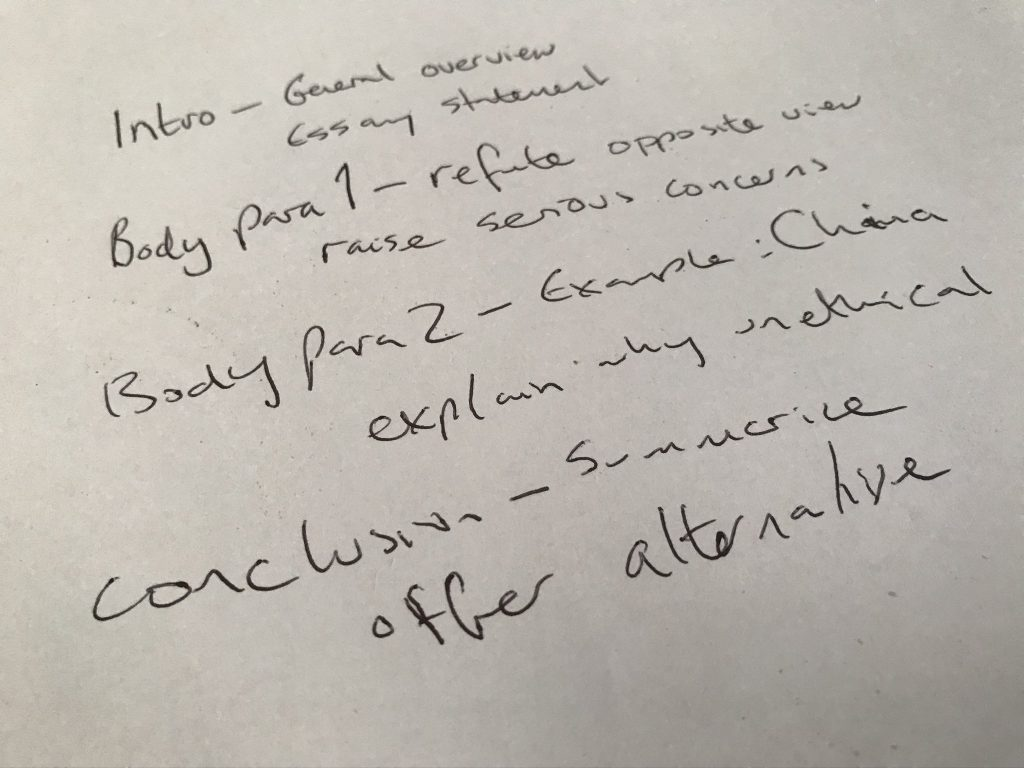 population control - ielts writing task 2 sample essay