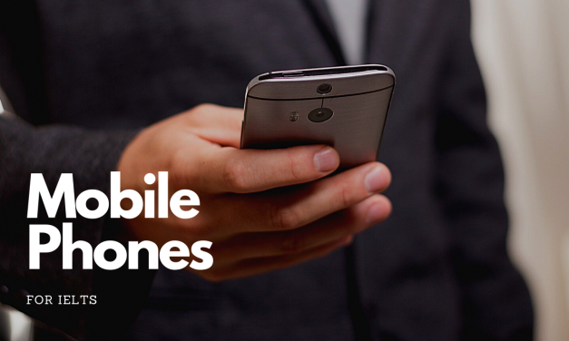 IELTS Topics: Mobile Phones [Speaking and Reading Lesson]