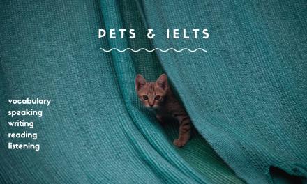 IELTS Topics: Pets