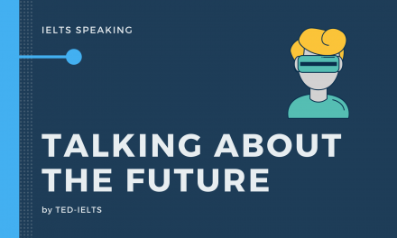 Future Plans [IELTS speaking]