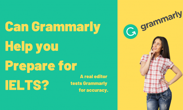 Can Grammarly Help IELTS Students?