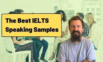 IELTS Speaking Samples [Best Videos]