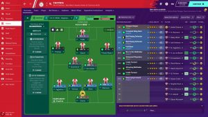 football manager computer game