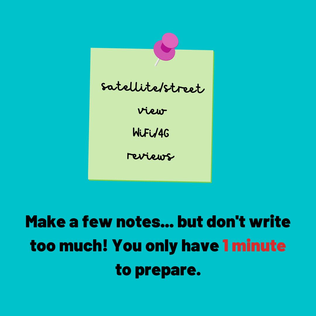 ielts speaking notes