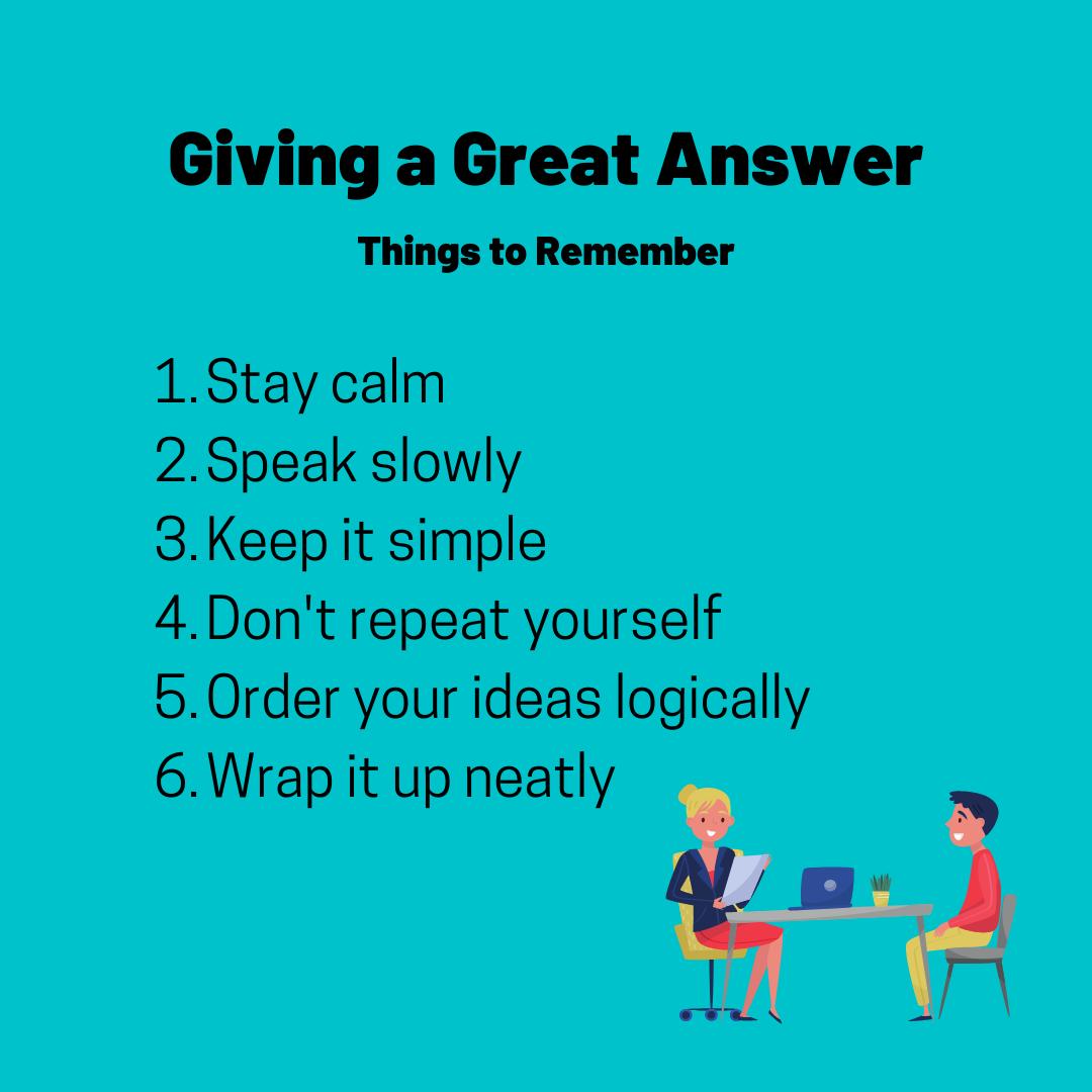 ielts speaking part 2 advice