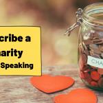 Describe a Charity [IELTS Speaking]