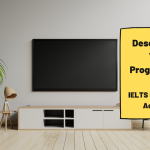 Describe a TV Programme [IELTS Speaking]
